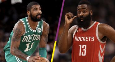 Celtics contra Rockets, una final que le caería muy bien a la NBA