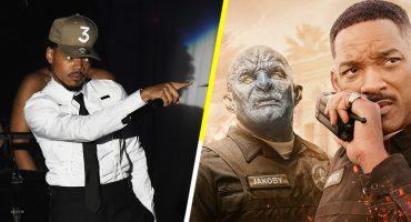 Una más: Chance The Rapper critica la representación del racismo en 'Bright'