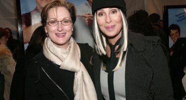 AmigasXSiempre: Cher defiende a Meryl Streep tras acusaciones de