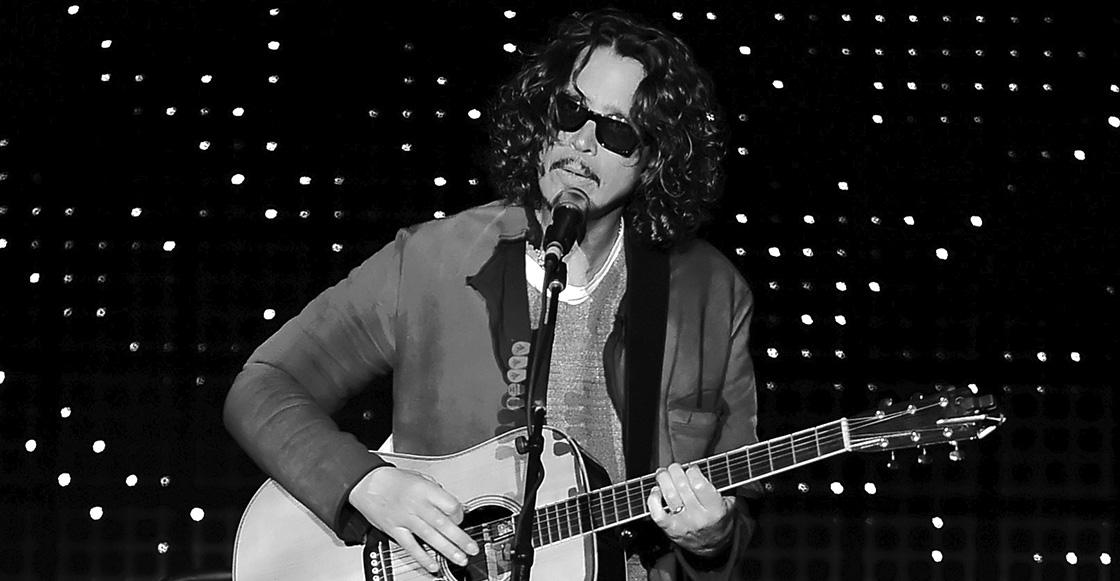 La familia de Chris Cornell comparte un emotivo video navideño del cantante y 😭