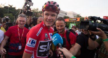 ¿Otro? Chris Froome da positivo en doping