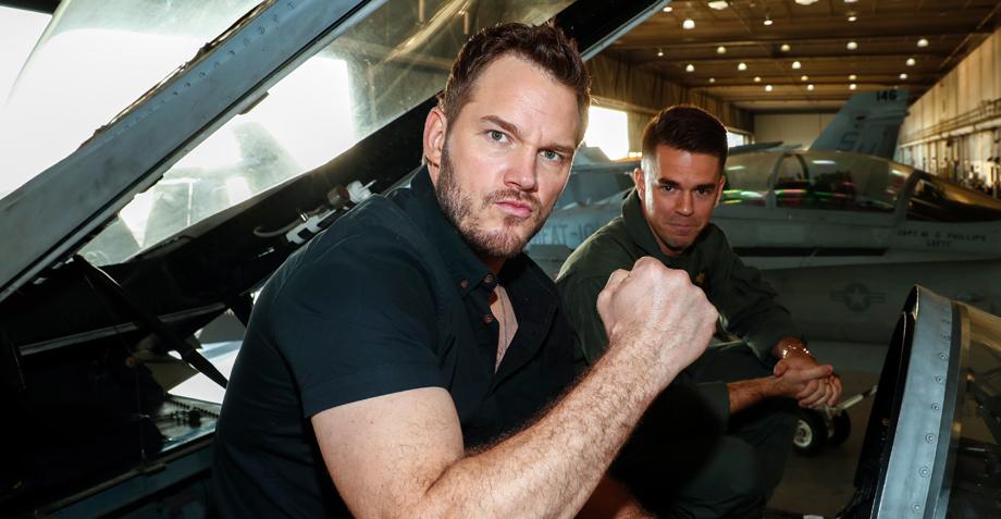 Chris Pratt quiere golpear a quien hizo un perfil falso con su nombre 👊🏻