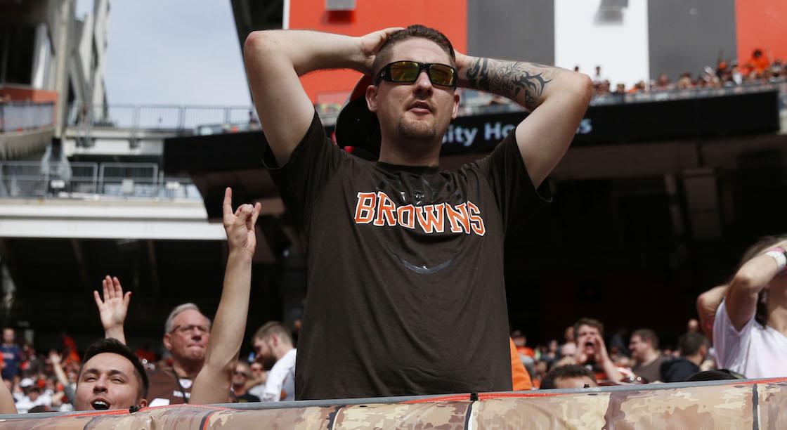 Cuando prefieres quedarte en la universidad que jugar para los Browns