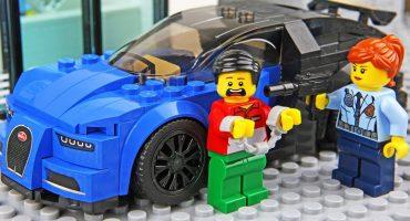 Lego ayuda a los estudiantes de Física a no dejar la universidad