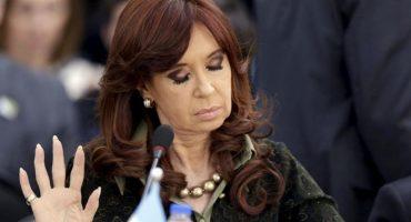 Por traición a la patria, piden desafuero y prisión para Cristina Fernández de Kirchner
