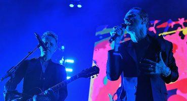 Depeche Mode lanza 'Monument', un libro que recopila la historia de la banda