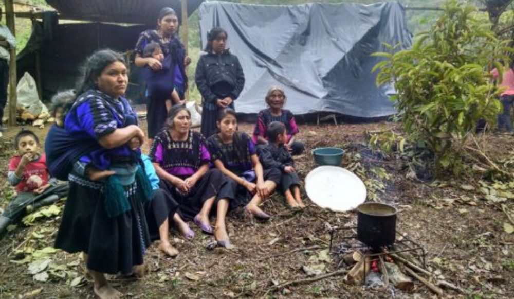 #Chiapas: Grupos armados provocan #desplazamiento y #crisishumanitaria en #Chalchihuitán y #Chenalhó