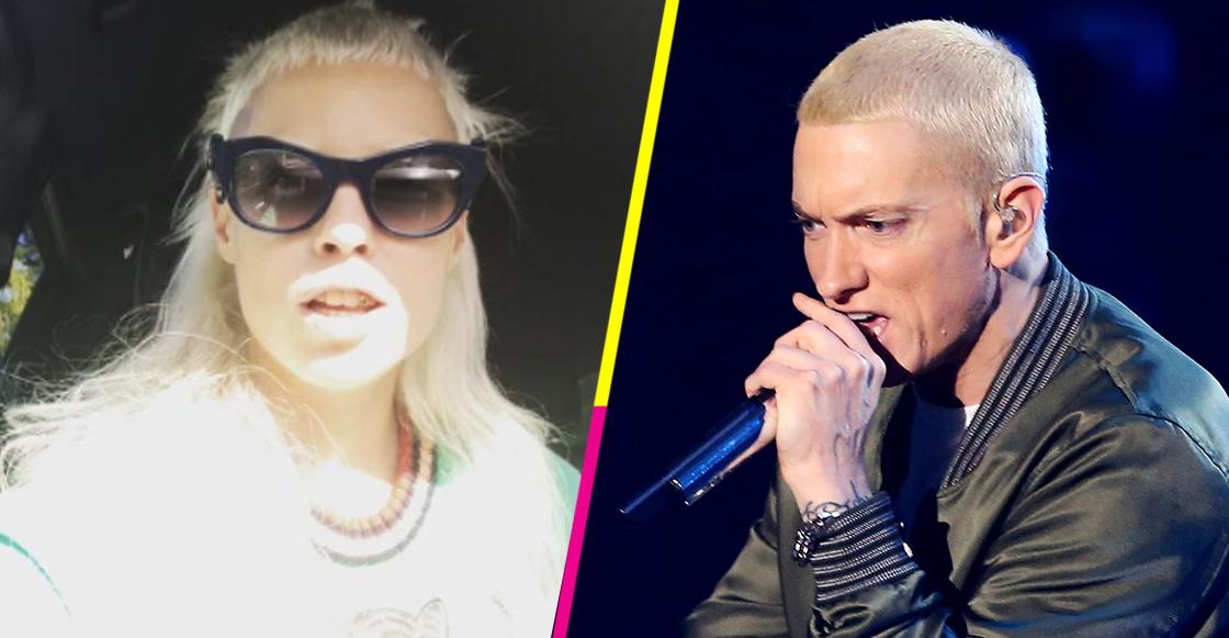 Die Antwoord se enfada y le contesta a Eminem por pronunciar mal su nombre
