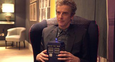 Como cuando Doctor Who le escribe una carta a un niño de 9 años explicándole porqué ahora es mujer