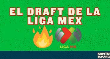 Así fueron todos los movimientos del Draft de la Liga MX