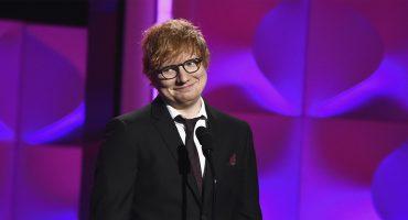 Por si las moscas: Ed Sheeran dice que tiene una canción para la nueva película de James Bond... desde hace 3 años