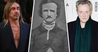 Escucha los cuentos de Edgar Allan Poe en voz de Iggy Pop y Christopher Walken