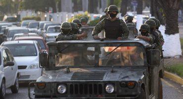 Legisladores prevén impugnar Ley de Seguridad Interior el 15 de enero... plazo vence el 22