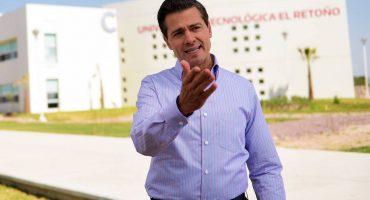 """""""La rigidez electoral"""" no se lo permite, pero EPN advierte que depende de elección que las"""