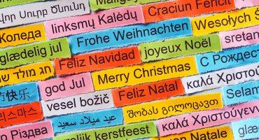 Aprende a decir 'feliz navidad' en otros idiomas