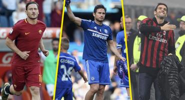 Llegó la hora sad: Las figuras del fútbol que se retiraron en este 2017