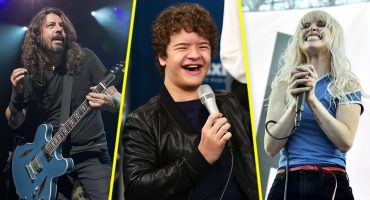 Dustin de 'Stranger Things' coverea a Foo Fighters, Paramore y Fall Out Boy