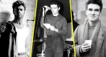 Blast from the past! Mira a George Michael y Morrissey hablar de Joy Division