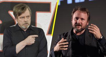Ups! Mark Hamill se arrepiente de sus declaraciones sobre 'The Last Jedi'