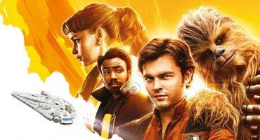 Sale el primer póster de 'Solo: A Star Wars Story'... en ruso