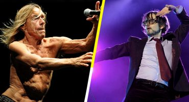 Iggy Pop y Jarvis Cocker hicieron un cover de Red Right Hand de Nick Cave… y es una maravilla