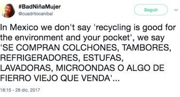 In Mexico we don't say: la broma que muestra cómo nos expresamos realmente los mexicanos