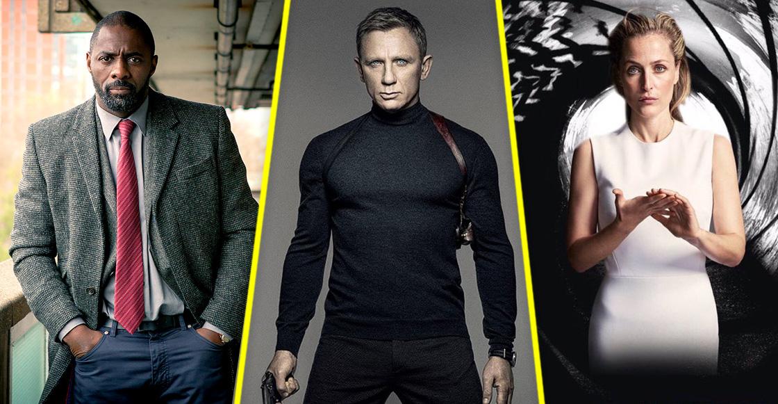 Una de dos: el próximo James Bond podría de raza negra o una mujer