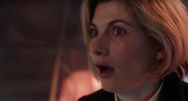 Acá el debut de Jodie Whittaker como la primera mujer en interpretar a 'Doctor Who'