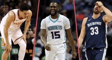 5 jugadores de NBA que son buenos, pero están desperdiciados en malos equipos