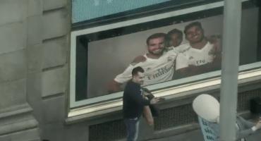 Jugadores del Real Madrid hicieron una gran broma por el Día de los Inocentes