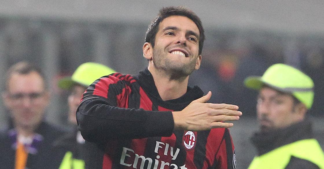 Otro que nos deja, Kaká confirmó su retiro