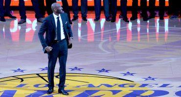 Kobe generó casi un millón de dólares a los Lakers en el retiro de sus números