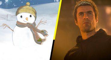 Liam Gallagher presta su voz para el comercial más triste de Navidad :(