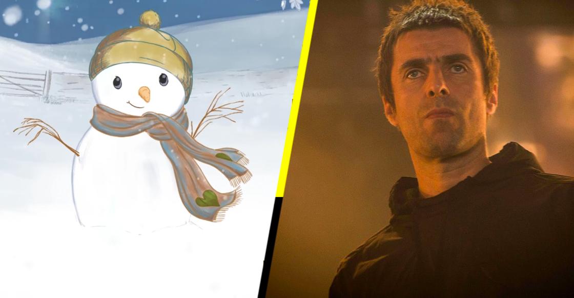 Liam Gallagher presta su voz para el comercial más triste de Navidad (y del calentamiento global)