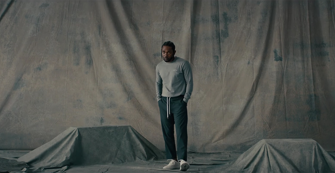 Kendrick Lamar on fire! Estrena video para 'Love' y canta con Rihanna en vivo