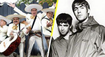 ¡Y échele compadre! Escucha a este Mariachi de UK tocando canciones de... ¡¿Oasis?!