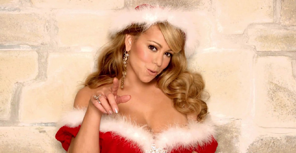 'All I Want for Christmas Is You' se sube al top 10 de Billboard ¡por primera vez en su historia!