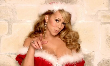 """All I Want for Christmas"" se sube al top 10 de Billboard"