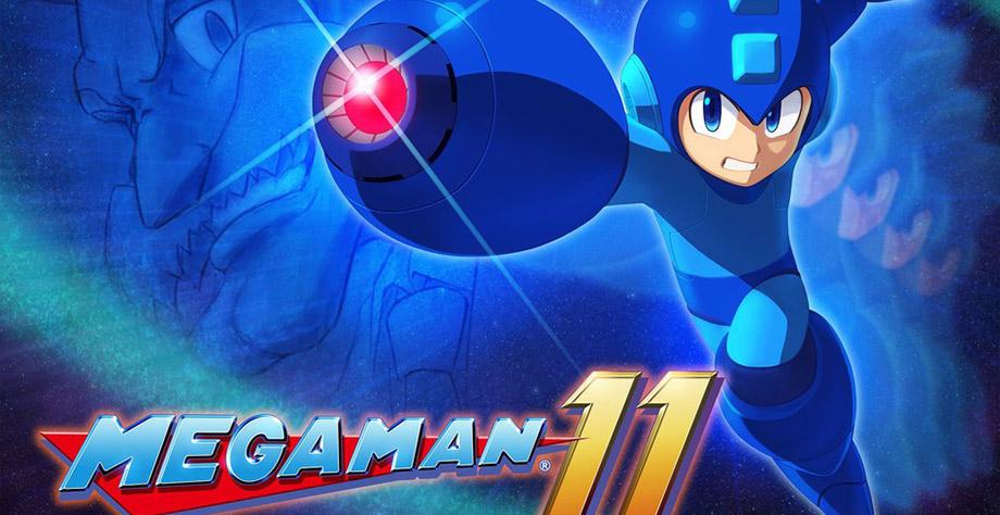¡Capcom celebra el 30 aniversario con el lanzamiento de Mega Man 11!