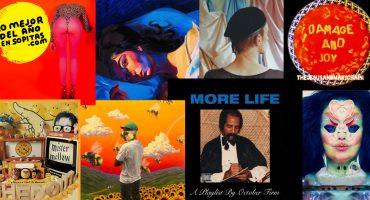 Estos son los 25 álbumes que nos sorprendieron este 2017