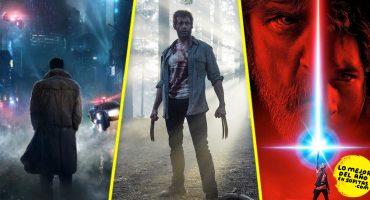 Estas son las 15 películas que marcaron el 2017