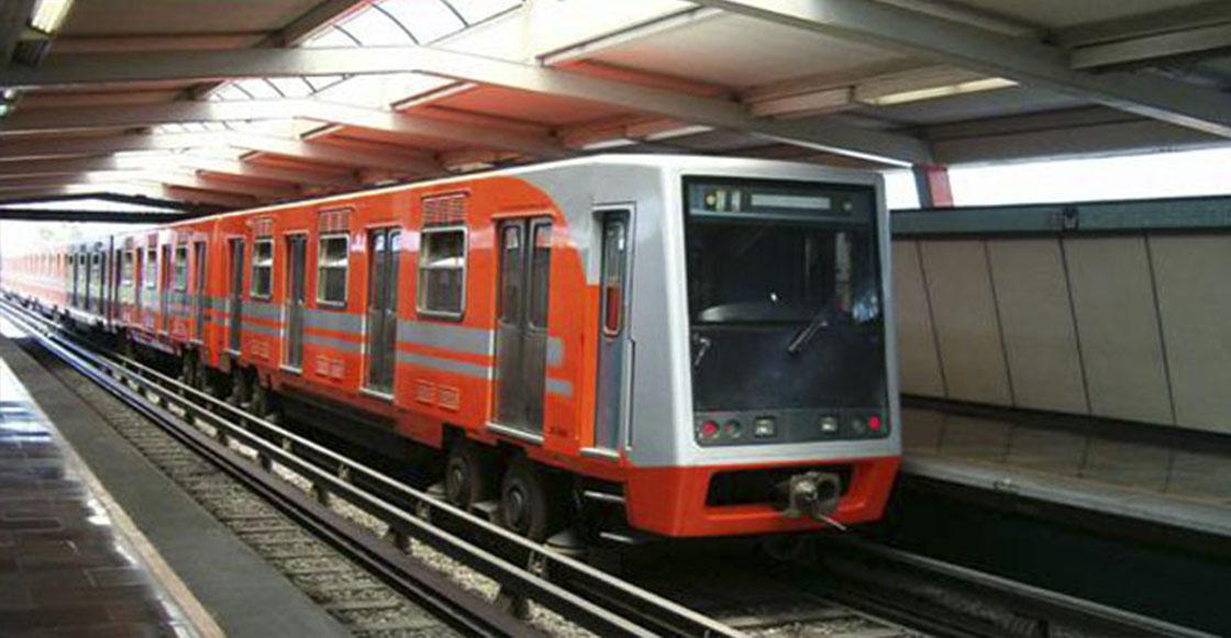 Y en la nota idiota del día: Señora baja a las vías del metro para recoger su bolsa con pirotecnia