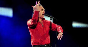 Recordemos el día que Morrissey tocó 'I Know It's Over' en... ¡¿Viña del Mar?!