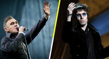 Liam Gallagher le deseó una Navidad miserable a Morrissey porque Liam (y mucho The Smiths)