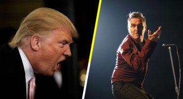 Morrissey fue interrogado por el Secret Service tras (supuestas) amenazas contra Trump