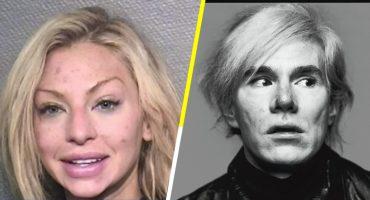 Mala copa nivel: invita a mujer a su casa y ella le destruye sus obras de arte de Warhol