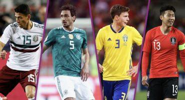 Fechas, horarios, y sedes para los partidos de México en Rusia 2018 🇲🇽