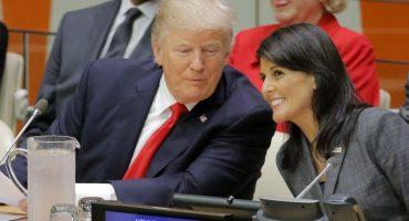 Luego de controversia Trump-Jerusalén, EEUU celebra recorte de 285 mdd en la ONU