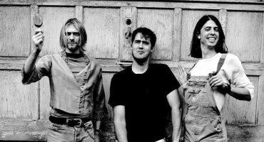 Escucha el set acústico que Dave Grohl y Kurt Cobain se aventaron... ¡hace 26 años!