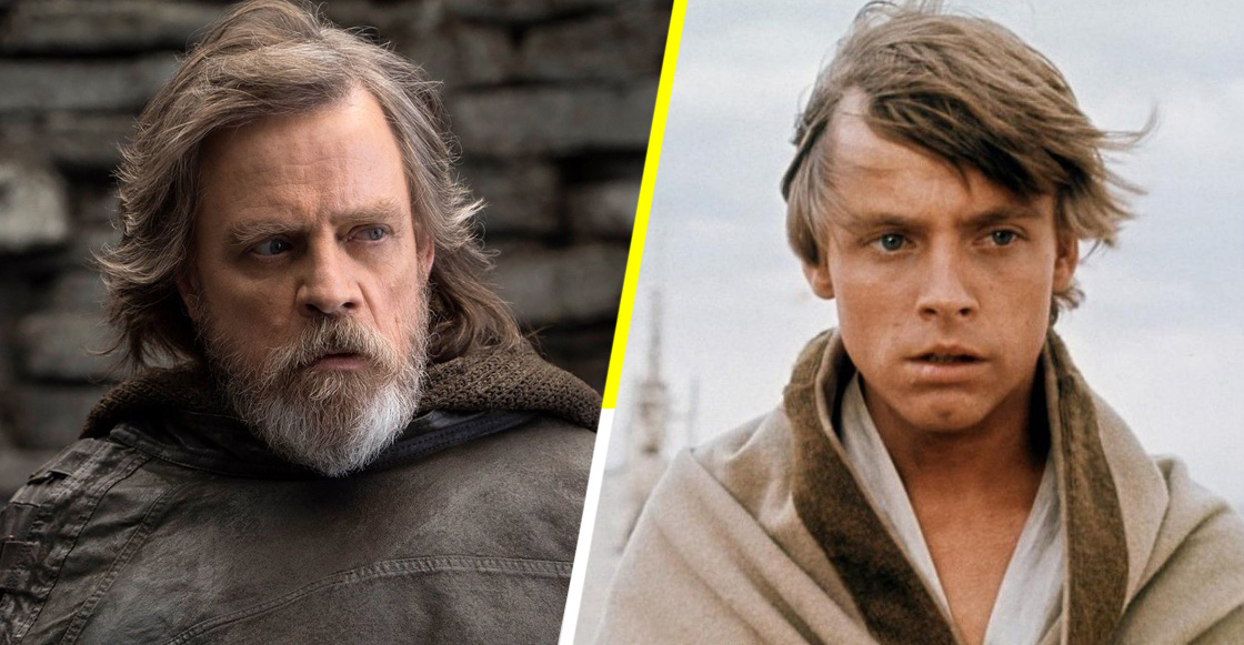 Entre el sable y la pared: 'No es mi Luke Skywalker', dice Mark Hamill